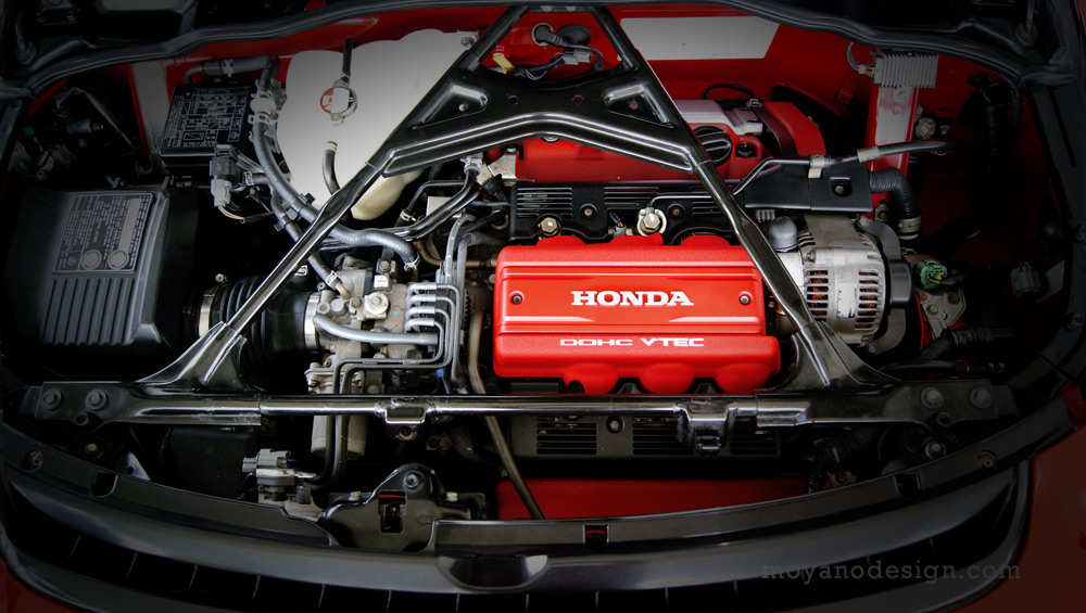Unofficial thread of NSX ENGINE BAY PICS - Page 6